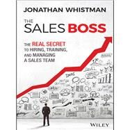 The Sales Boss by Whistman, Jonathan, 9781119286646