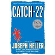 Catch-22 50th Anniversary Edition by Heller, Joseph; Buckley, Christopher, 9781451626650