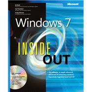 Windows 7 Inside Out by Bott, Ed; Siechert, Carl; Stinson, Craig, 9780735626652