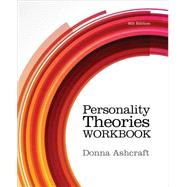 Personality Theories Workbook by Ashcraft, Donna, 9781285766652