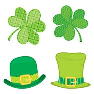 St. Patrick's Day Mini Cut-outs by Carson-Dellosa Publishing Company, Inc., 9781483836652