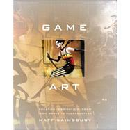 Game Art by Sainsbury, Matt, 9781593276652