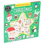 Super Sticker Activity: Christmas by Machell, Dawn, 9781626866652