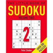 The Little Book of Sudoku by Sinden, Pete, 9781782436652