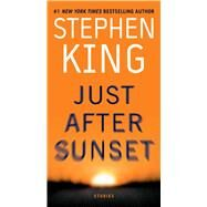 Just After Sunset Stories by King, Stephen, 9781416586654