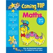 Maths, Ages 3-4 by Jones, Jill, 9781861476654