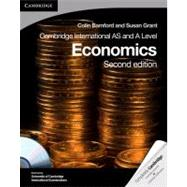 Cambridge International AS Level and A Level Economics Coursebook with CD-ROM by Colin Bamford, Susan Grant, 9780521126656