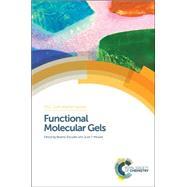 Functional Molecular Gels by Escuder, Beatriu; Miravet, Juan F, 9781849736657