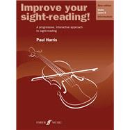 Improve Your Sight-reading! Violin, Level 5 : A Workbook for Examinations by Alfred Publishing, 9780571536658