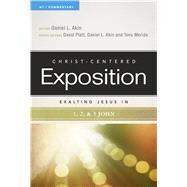 Exalting Jesus in 1,2,3 John by Akin, Dr. Daniel L.; Platt, David; Akin, Dr. Daniel L.; Merida, Tony, 9780805496659