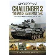 Challenger 2 by Robinson, M. P.; Griffin, Rob, 9781473896659