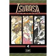 Tsubasa Omnibus 4 by CLAMP, 9781612626659