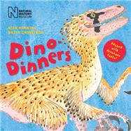 Dino-dinners: Packed With Dinosaur Facts! by Manning, Mick; Granstrom, Brita, 9781847806659