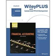 Financial Accounting, 10e WileyPLUS Registration Card + Loose-leaf Print Companion by Weygandt, Jerry J.; Kimmel, Paul D., Ph.D.; Kieso, Donald E., Ph.D., 9781119346661