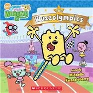 The Wow! Wow! Wubbzy!: The Wuzzolympics by Unknown, 9780545206662