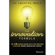The Innovation Formula by Imber, Amantha, 9780730326663