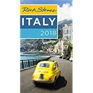 Rick Steves 2018 Italy by Steves, Rick, 9781631216664