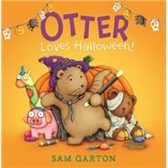 Otter Loves Halloween! by Garton, Sam, 9780062366665