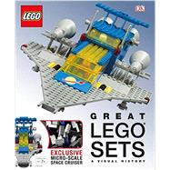 Great Lego Sets by Lipkowitz, Daniel; Hill, Kathryn (CON); Murray, Helen (CON); Peet, Rosie (CON), 9781465436665
