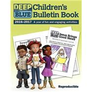 Deep Blue Children's Bulletin Book 2016-2017 by Not Available (NA), 9781501816666