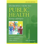 Introduction to Public Health: Promises and Practice by Goldsteen, Raymond L., 9780826196668