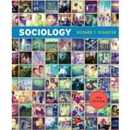 Sociology by Schaefer, Richard T., 9780078026669