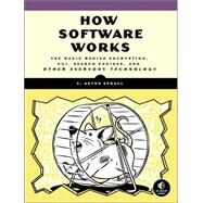 How Software Works by Spraul, V. Anton, 9781593276669