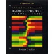ISBN 9780393976670 product image for Harmonic Prac Tm 2E Wkbk   upcitemdb.com