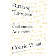 Birth of a Theorem A Mathematical Adventure by Villani, Cédric; Debevoise, Malcolm, 9780374536671