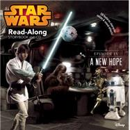 Star Wars: A New Hope Read-Along Storybook and CD by Thornton, Randy; Rood, Brian, 9781484706671