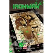 Iron Man Volume 3 by Gillen, Kieron; Eaglesham, Dale; Land, Greg; Pagulayan, Carlo, 9780785166672