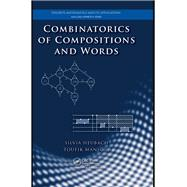 Combinatorics of Compositions and Words by Heubach; Silvia, 9781138116672