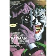 Batman: Killing Joke (DELUXE) by MOORE, ALANBOLLAND, BRIAN, 9781401216672