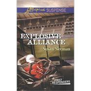 Explosive Alliance by Sleeman, Susan, 9780373446674