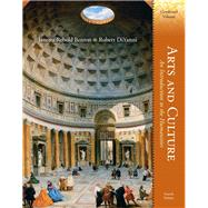 Arts and Culture An Introduction to the Humanities, Combined Volume by Benton, Janetta Rebold; DiYanni, Robert J., 9780205816675