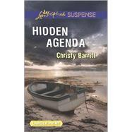 Hidden Agenda by Barritt, Christy, 9780373676675