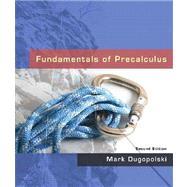 Fundamentals of Precalculus plus MyMathLab Student Access Kit