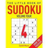 The Little Book of Sudoku by Moore, Gareth, 9781782436676