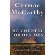 No Country for Old Men by MCCARTHY, CORMAC, 9780375706677