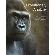 Evolutionary Analysis by Herron, Jon C.; Freeman, Scott, 9780321616678