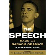 The Speech Race and Barack Obama's