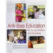 Anti-Bias Education for Young Children and Ourselves by Derman-Sparks, 9781928896678