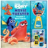 Disney•Pixar Finding Dory Movie Theater Storybook & Movie Projector by Scollon, Bill (ADP); Disney Storybook Art Team, 9780794436681