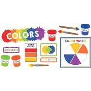 Colors Mini Bulletin Board Set by Carson-Dellosa Publishing Company, Inc., 9781483836683