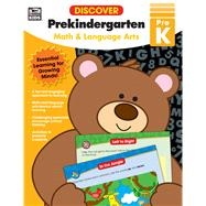 Discover Prekindergarten: Math and Language Arts by Thinking Kids, 9781483816685