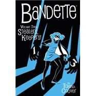 Bandette 2 by Tobin, Paul; Coover, Coleen; Ihnatko, Andy, 9781616556686