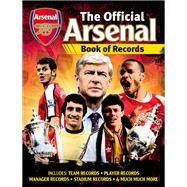 The Official Arsenal Book of Records by Spragg, Iain, 9781780976686