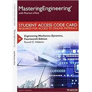 MasteringEngineering with Pearson eText -- Standalone Access Card -- for Engineering Mechanics Dynamics by Hibbeler, Russell C., 9780133976687