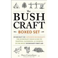 The Bushcraft by Canterbury, Dave; Hunt, Jason A., 9781507206690