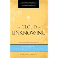 The Cloud of Unknowing by Anonymous, 9781557256690